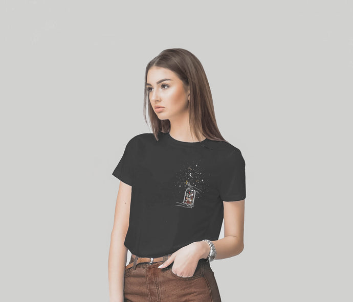 Autumn Dome Eco T-Shirt,CSERA