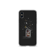 Load image into Gallery viewer, Autumn Dome Clear iPhone Case,CSERA