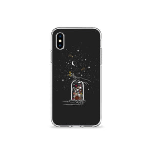 Autumn Dome Clear iPhone Case,CSERA