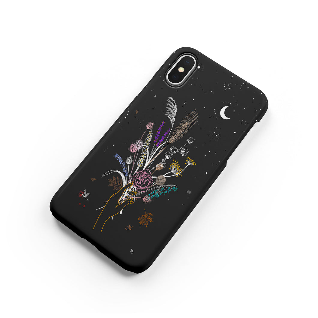 Autumn Pampas Snap iPhone Case,CSERA