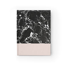 Load image into Gallery viewer, Black Marble Journal - Blank,CSERA