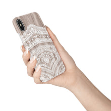 Load image into Gallery viewer, Bali Wood Snap iPhone Case,CSERA