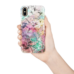 Birds Of A Feather Snap iPhone Case - bycsera
