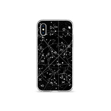 Load image into Gallery viewer, Dawn Constellations Clear iPhone case,CSERA