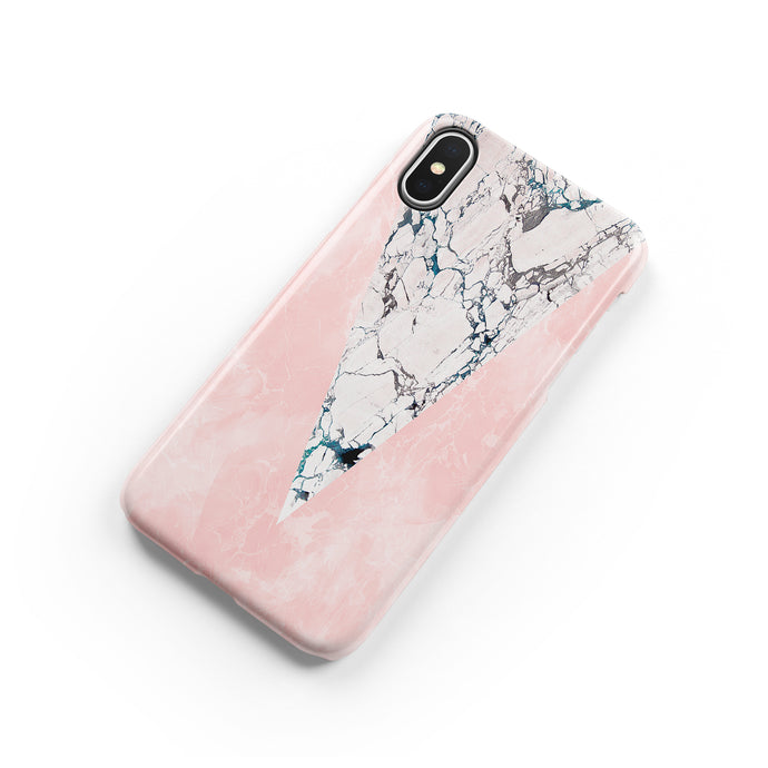 Pink Quartz Snap iPhone Case - bycsera