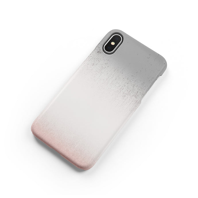 Ombre Concrete Snap iPhone Case - bycsera