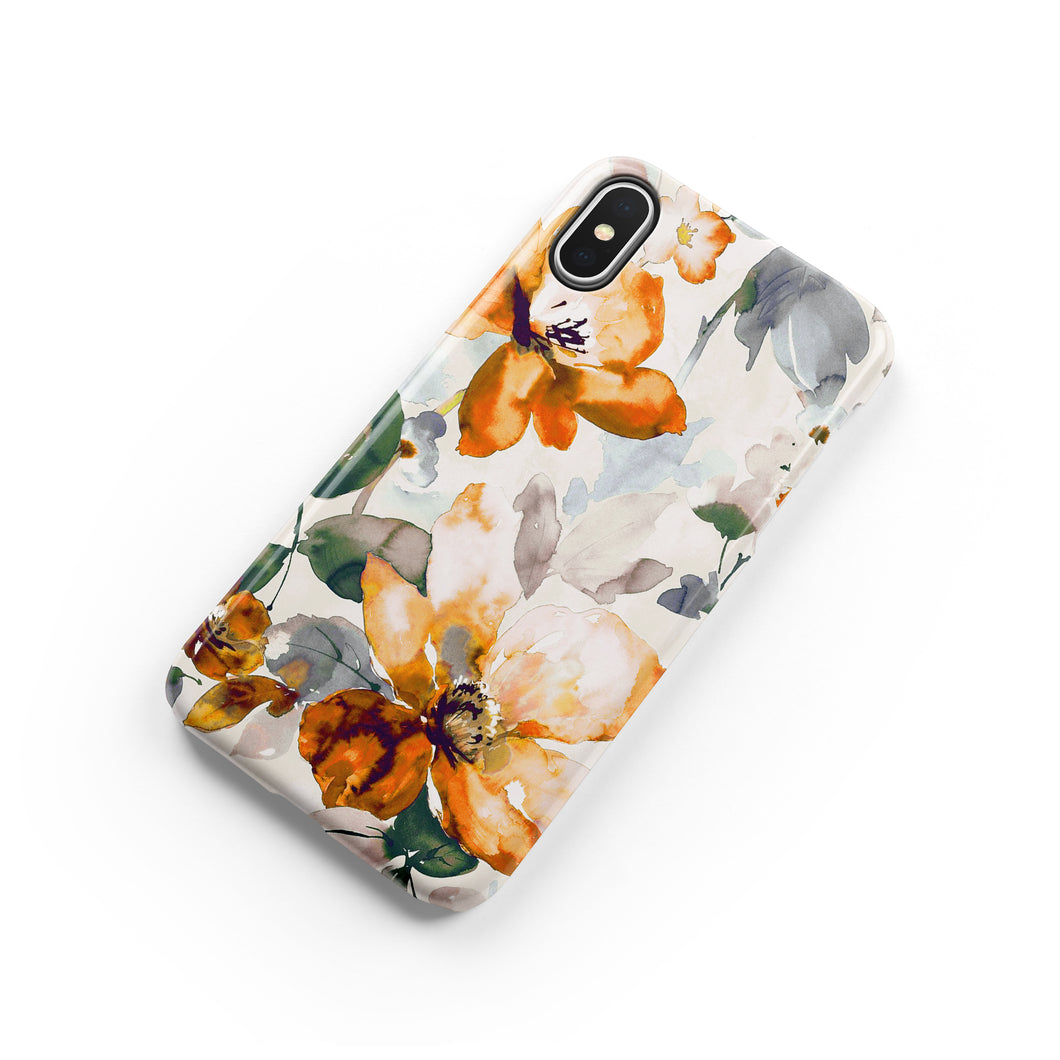 Marmalade Snap iPhone Case - bycsera