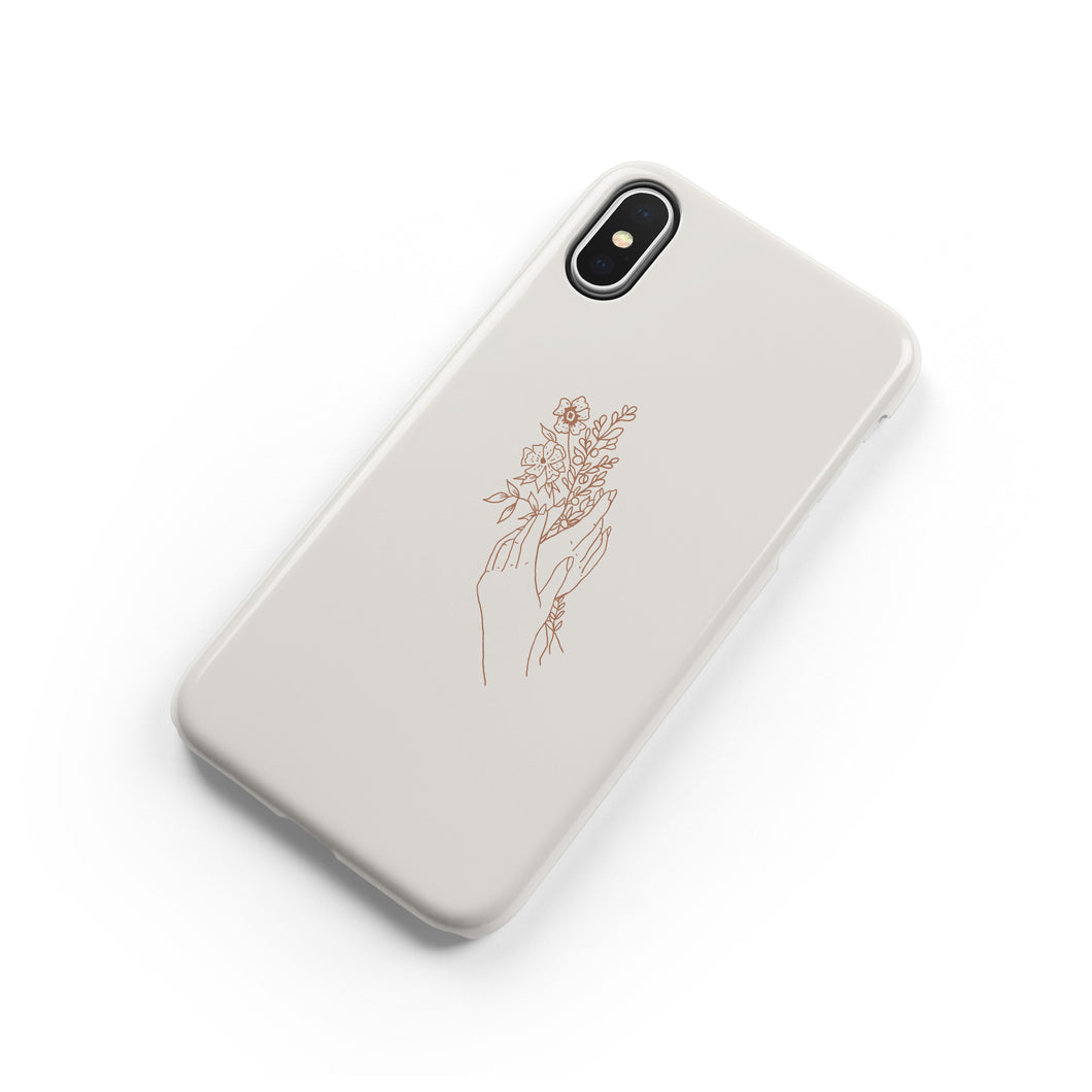 Herbs and Fleurs Snap iPhone Case,CSERA