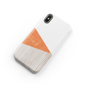 Tangelo Orange Snap iPhone Case - bycsera