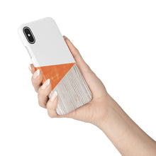 Load image into Gallery viewer, Tangelo Orange Snap iPhone Case - bycsera