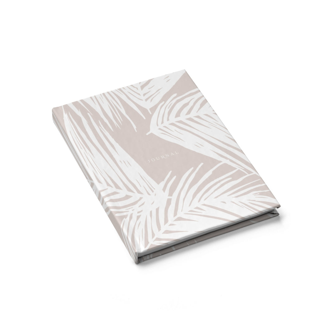 White Palms Journal - Blank,CSERA