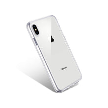 Load image into Gallery viewer, White Marble Clear iPhone Case - bycsera