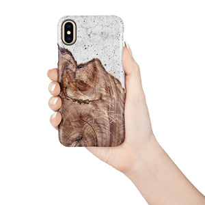 Livewood Snap iPhone Case