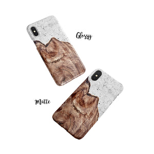 Livewood Snap iPhone Case - bycsera