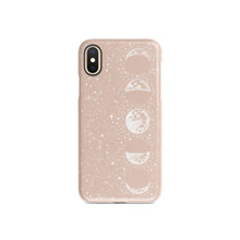 Load image into Gallery viewer, Taffy Pink Moon Snap iPhone Case,CSERA