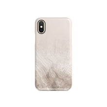 Load image into Gallery viewer, Creamy Tan Snap iPhone Case - bycsera