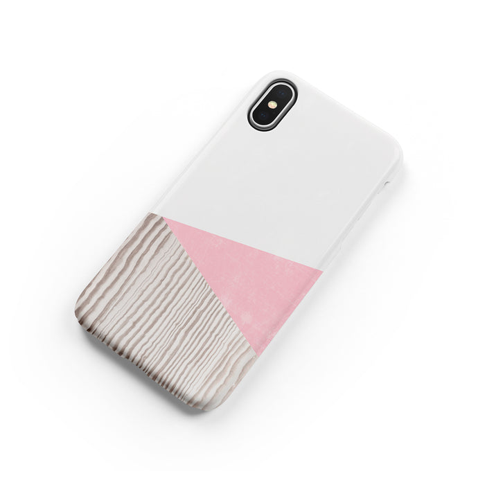 Crepe Pink Snap iPhone Case,CSERA