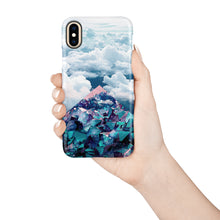 Load image into Gallery viewer, Crystal Clouds iPhone Snap Case - bycsera