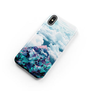 Crystal Clouds iPhone Snap Case,CSERA