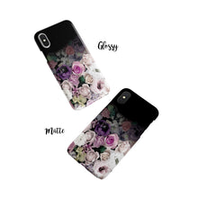 Load image into Gallery viewer, Dark Rose Snap iPhone Case,CSERA