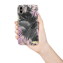 Load image into Gallery viewer, Tropical Nights Snap iPhone Case,CSERA