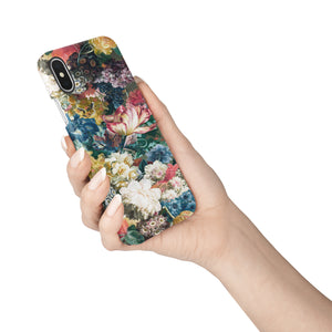 Dutch Floral iPhone Snap Case - bycsera