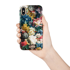 Dutch Floral iPhone Snap Case,CSERA