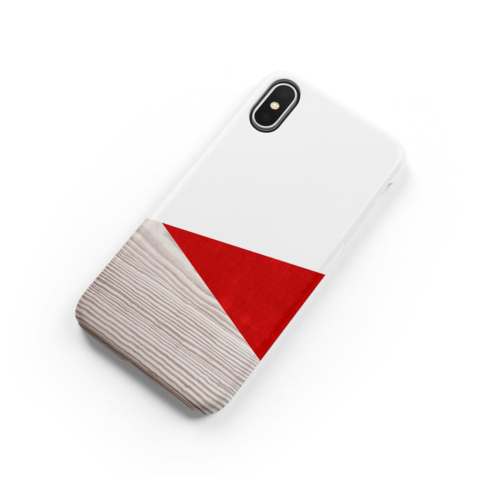Fiesta Red iPhone Case - bycsera