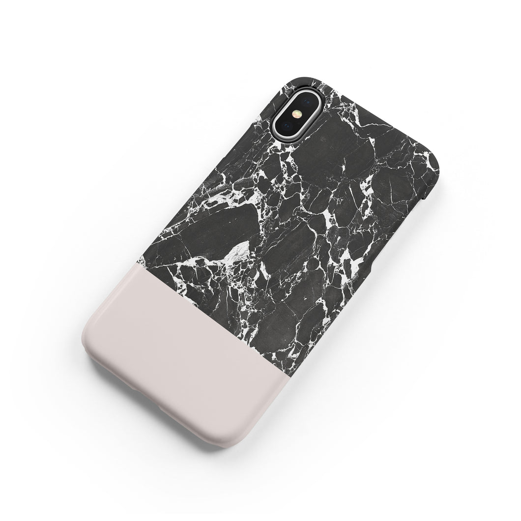 Black Pearl Snap iPhone Case