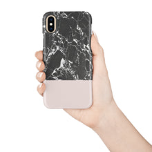 Load image into Gallery viewer, Black Pearl Snap iPhone Case