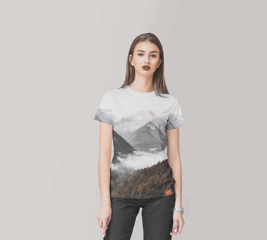 The Forest Is Calling Eco T-Shirt,CSERA