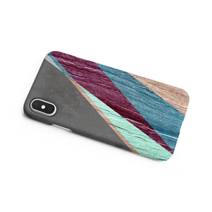 Geo Stripe Snap iPhone Case,CSERA