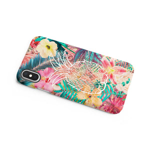 Pineapple Love Snap iPhone Case,CSERA