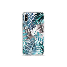 Load image into Gallery viewer, Emerald Palms Clear iPhone Case