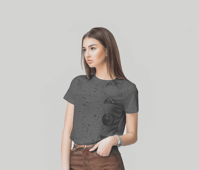 Shadow Moon Eco T-Shirt,CSERA