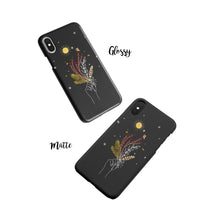 Load image into Gallery viewer, Herbs and Feathers Snap iPhone Case,CSERA