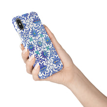 Load image into Gallery viewer, Iznik Snap iPhone Case - bycsera