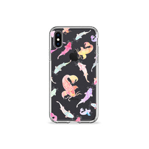 Koi Clear iPhone Case