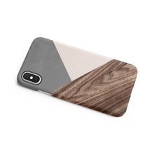 Load image into Gallery viewer, Latte Snap iPhone Case,CSERA
