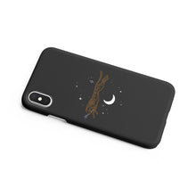 Load image into Gallery viewer, Leopard Moon Snap iPhone Case,CSERA