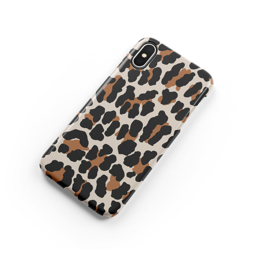 Leopard Spots Snap iPhone Case - bycsera
