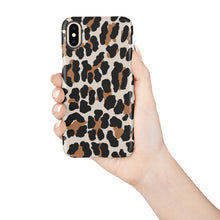 Load image into Gallery viewer, Leopard Spots Snap iPhone Case - bycsera