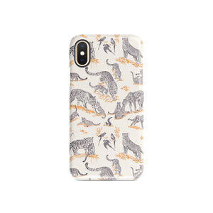 Serengeti Snap iPhone Case,CSERA