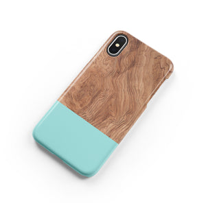 Minted Snap iPhone Case - bycsera