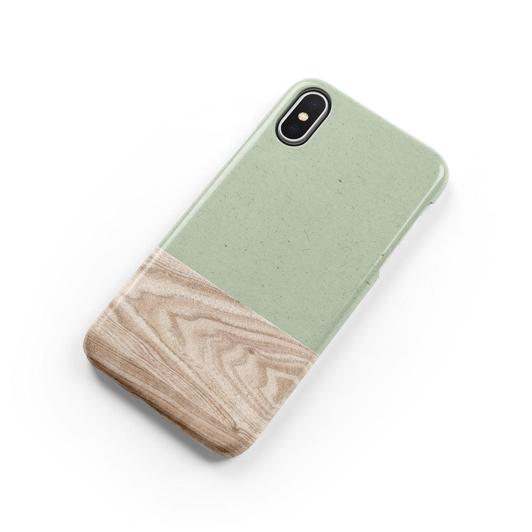 Olive Snap iPhone Case