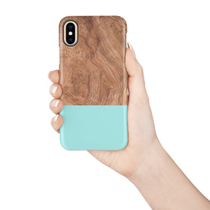 Minted Snap iPhone Case,CSERA