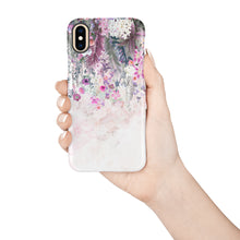 Load image into Gallery viewer, Lavender Bouquet Snap iPhone Case
