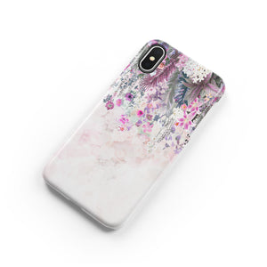 Lavender Bouquet Snap iPhone Case,CSERA
