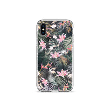 Load image into Gallery viewer, Lilium Clear iPhone Case,CSERA