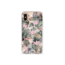 Load image into Gallery viewer, Lilium Clear iPhone Case - bycsera